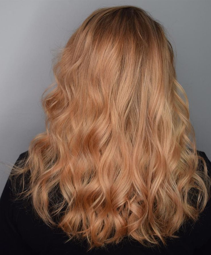 Light Blonde Hair Color Ideas