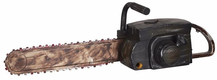 Animated Chainsaw Texas Massacre Haunted Prop Halloween Leatherface Costume Chop