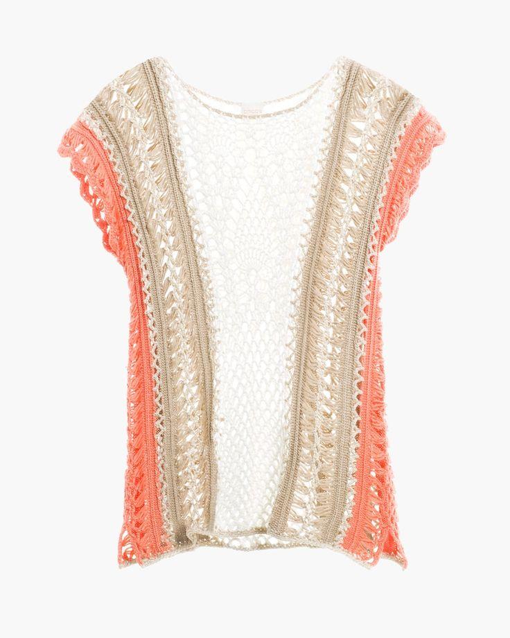 Gloria Colorblock Pullover