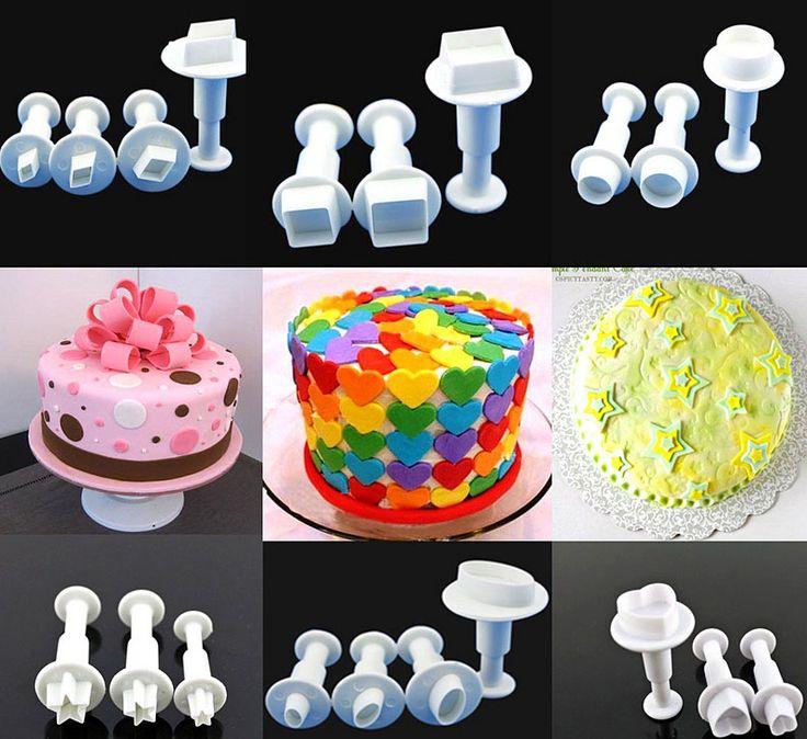 Kápráztasd el a családod és készíts profi díszítésű házisüteményeket és tortákat sütidíszítéshez használható kiszúróformáink segítségével! Formázóeszközök és formák nagy választékban, többdarabos kiszerelésben is. http://rayher.hu/hun/index.php