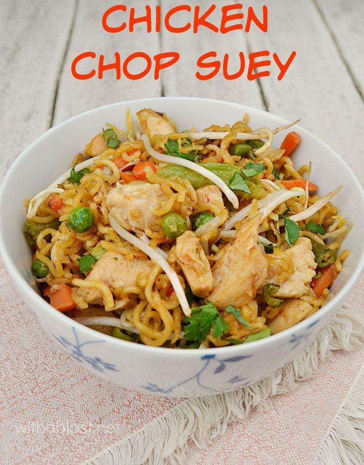 Chicken Chop Suey Recipe on Yummly. @yummly #recipe