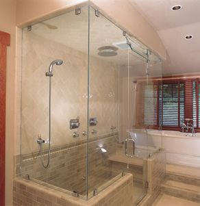Best 25 Custom Shower Doors Ideas On Pinterest Showers