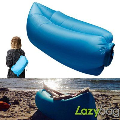 If you are planning your trip,you need a Inflatable Folding Sleeping Lazy Bag#camping#outdoor#