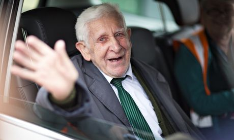 D-day veteran, 89, who ran off to France for anniversary: 'I'd do it again'. Great D-DAY!!