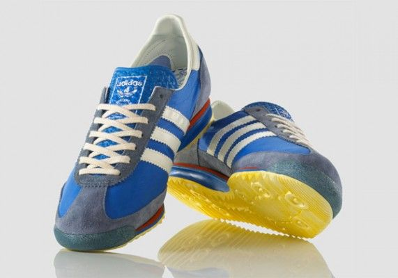 ADIDAS ORIGINALS SL 72 VINTAGE-BLUE