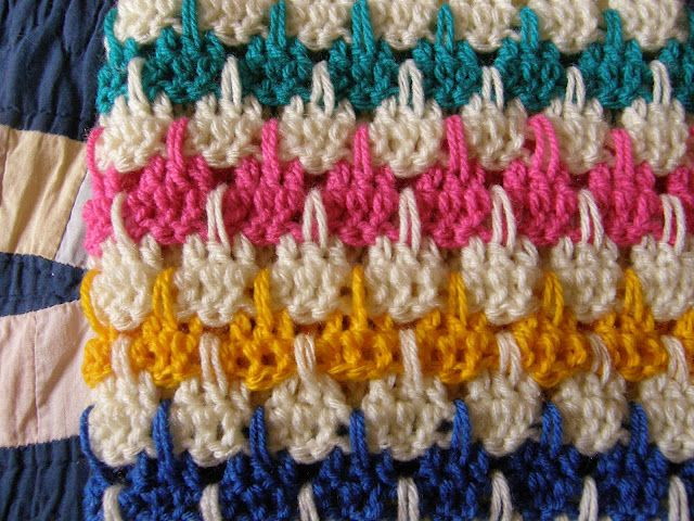 Larksfoot Crochet Baby Blanket Pattern : Larksfoot Blanket: free pattern w/lots of pictures ...
