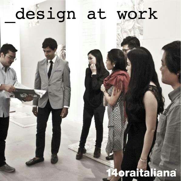 Designed by Massimo Barbini e Giovanni Salerno