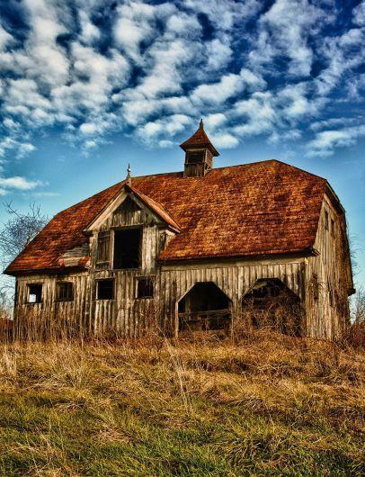 abandoned farmhouse pdf