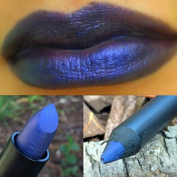 MALEFICENT- Lipstick, Liner, Lip Junkie or Sample- Vegan friendly.