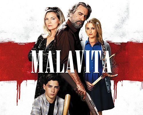 Jouer et Gagner des DVD & Blu-ray du film Malavita