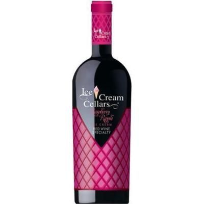 Ice Cream Cellars Red Wine Raspberry Ripple 750ml