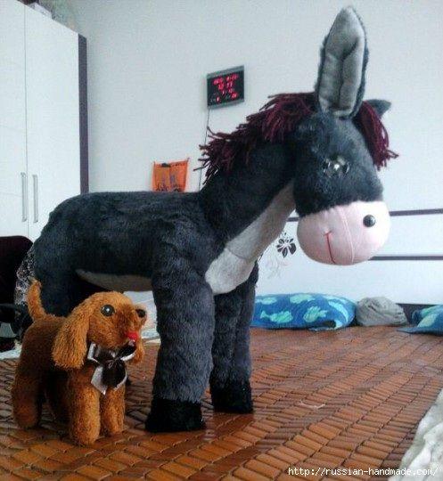 Cosa propio burro.  Patrones (16) (497x540, 141Kb)
