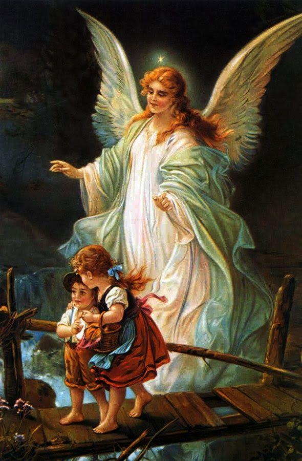 картинки ангела телохранителя основе народных
