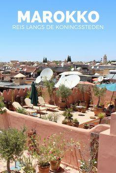 Wil je langs de Koningssteden reizen in Marokko? Doen! Het is een schitterend land. Bekijk alle tips over Marrakech, Fez, Meknes en Rabat.