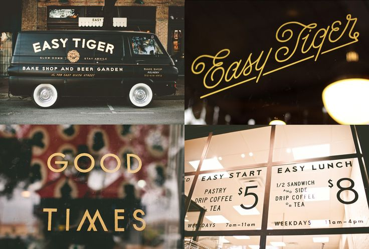 Easy Tiger Bake Shop & Beer Garden by LAND