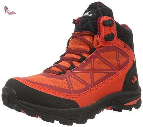 Viking Apex II GTX W, Chaussures de Trail Femme, Noir (Black 2), 36 EU