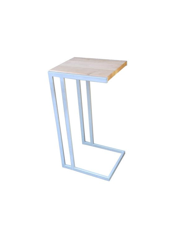 Modern C-Table for a function-able and stylish laptop table $99