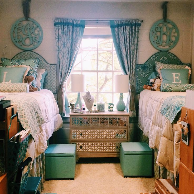 Samford university dorm room