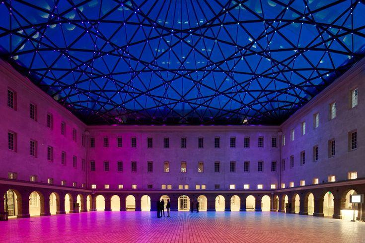 dok architecten: het scheepvaartmuseum amsterdam