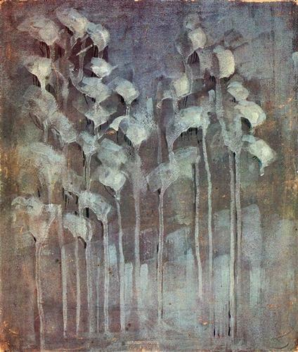 Winter (VI) - Mikalojus Ciurlionis