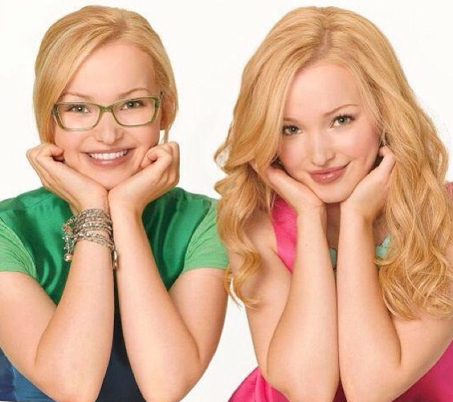 Dove Cameron -Liv and Maddie............