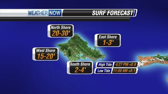 Weather NOW - Surf Report - Hawaii News Now - KGMB and KHNL #Aloha #Surfing #Hawaii #ハワイ