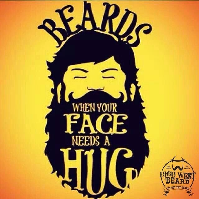 I don't remember what it feels like to not have a beard so I can't imagine it was that good of a feeling. I know I would miss having a beard if I ever tragically lost it.  www.HighWestBeard.com  #livefree #letyourrazorrust #bearded #scentofthemonth #beard #beards #badassbeards #beardkit #ultimatebeardbox #beardedbrotherhood #beardvitamin #beardedbrothers #beardon #highwestbeard #hwb #mustachewax #beardoil #beardbalm #facefur #facialhair #beardedvillains #beardcare #realmenhavebeards…