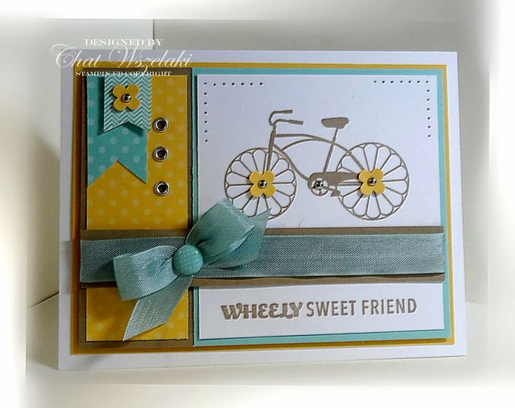 Cycle Celebration, Me, My Stamps and I, Stampin' Up
