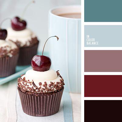 бирюзовый, бирюзовый и розовый, бордовый, изумрудный цвет, оттенки бирюзового, подбор цвета, сине-зеленый цвет, сочетание цветов для декора интерьера, тёмно-розовый, цвет вишни, цветовое решение для дизайна помещений.