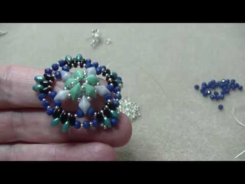 Tutorial Orecchini Petite étoille - YouTube