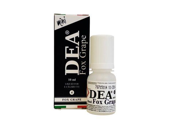 Liquidi Sigaretta Elettronica DEA Uva Fraga.DEA Uva Fraga 10ml: il viaggio del chicco d'uva che colto dalla vite diventa aroma per e liquid fai da te.