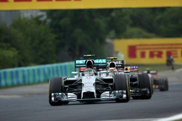Formule 1 : Rosberg (Mercedes) tire la sonnette d'alarme