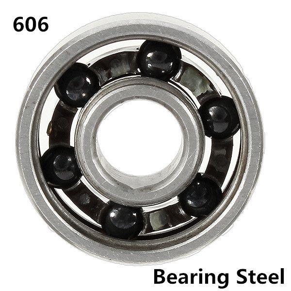 606 6x17x6mm Ball Bearing 6 Ceramic Beads Mixed Bearing Steel Bearing For Fidget Hand Spinner Ceramic Beads Hand Spinner Ceramics