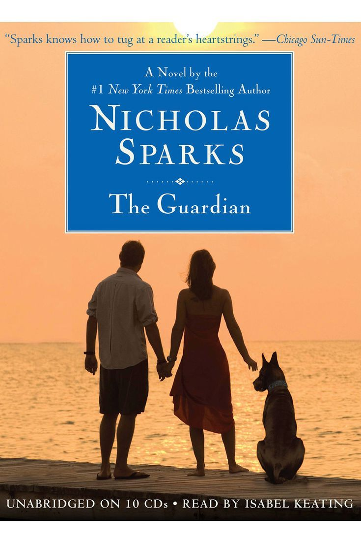 """Your Quick Resource to Every Nicholas Sparks Book: 2003 - """"The Guardian"""""""