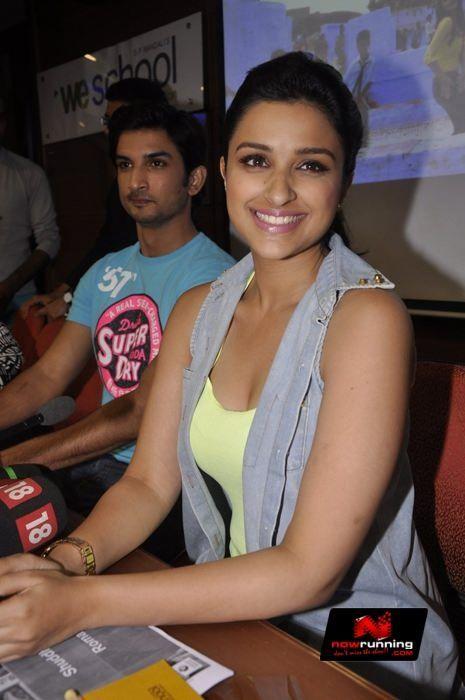 Parineeti Chopra Promote Shuddh Desi Romance