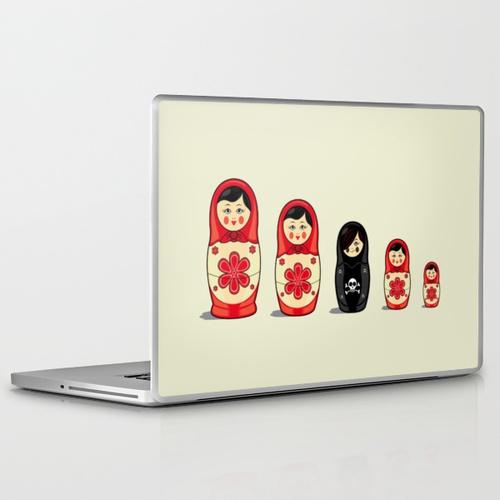The Black Sheep Laptop & iPad Skin by Fabian Gonzalez | Society6