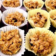 Peanut Butter Granola Snack: Peanuts, Sweet Treats, Peanut Butter Granola, Recipes, After Schools Snacks, Granola Snacks