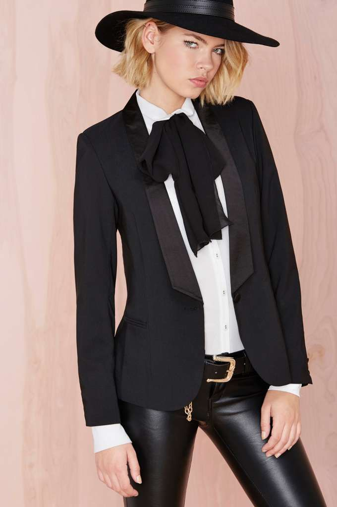 Nasty Gal Own It Blazer | Shop Jackets + Coats at Nasty Gal