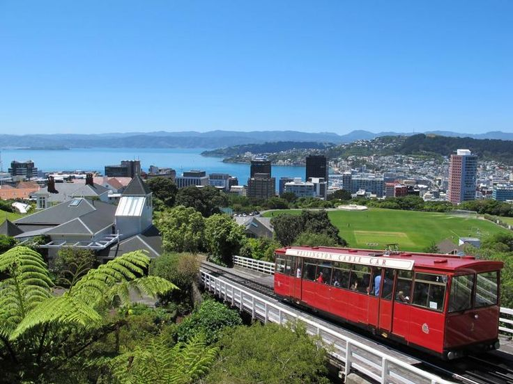 Wellington - Cable Car (My Destination)