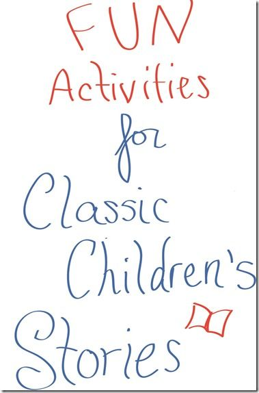 Fun activities to go along with classic children's stories illustrated by Paul Galdone - plus a not-so-classic story that we highly recommend! From @MamaSmiles