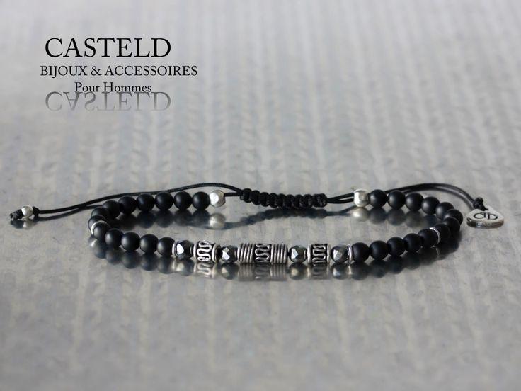 Bien connu Les 25 meilleures idées de la catégorie Bracelet homme luxe sur  WN52
