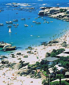 Clifton beach - Cape Town