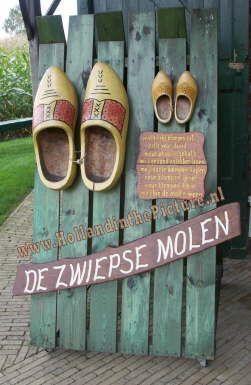♥wooden shoes, klompen