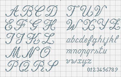 Precioso abecedario