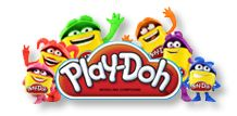 PLAY-DOH Doh Dohs Coloring Page