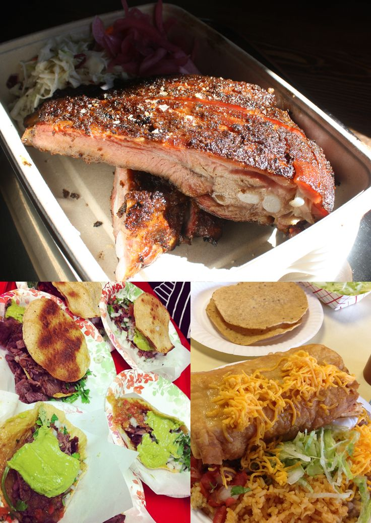 BBQ! Burritos! We enjoyed some seriously amazing food through the US on our big fat American road trip. Here are some of the best places we ate at in the US - they're some of the best meals I've had in my life!