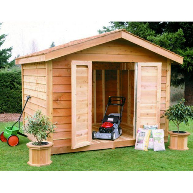Garden Sheds 10 X 3 best 25+ cedar sheds ideas only on pinterest | garden shed diy
