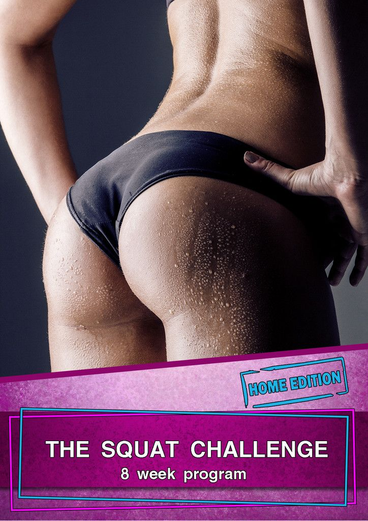 The Squat Challenge 16 Week Pdf