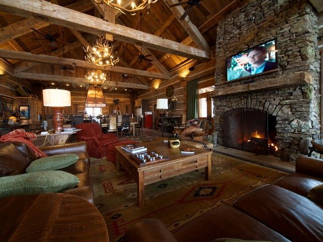 Decorate Your Home Hunting Style Hunting Lodge Decor Hunting Room Great Rooms