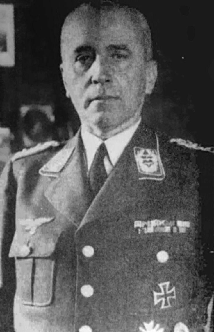 Kommandant Friedrich Wilhelm von Lindeiner-Wildau, Kommandant of Stalag Luft III.